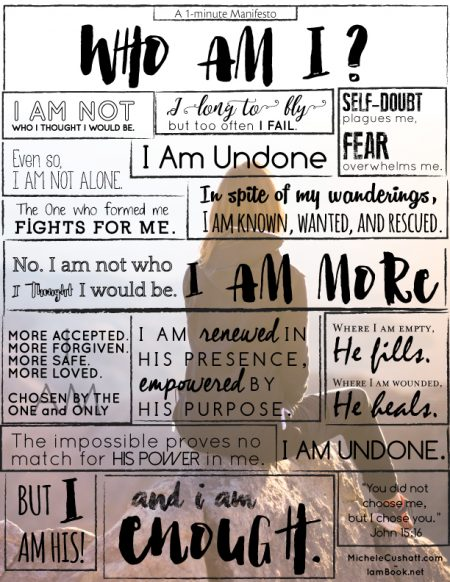I AM Manifesto Download Image