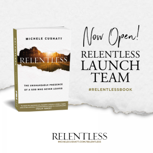 Click To Join the Relentless Book Launch Team